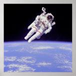 Astronauta Posters