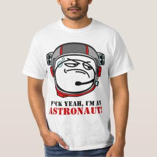 Astronauta Remera