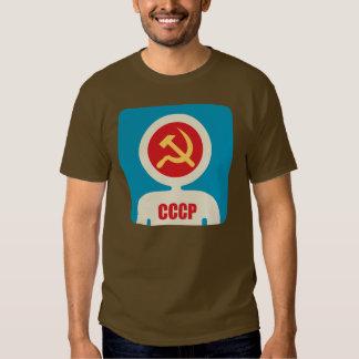 astronauta soviético poleras