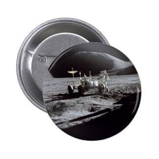 Astronauta y Rover Pins