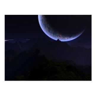 Astronaut's Dream Postcard
