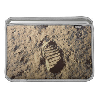 Astronaut's Footprint MacBook Air Sleeve