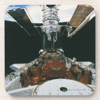 Astronauts of the Space Shuttle Drink Coaster
