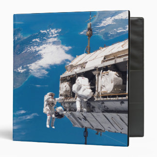 Astronauts participate in extravehicular activi 2 3 ring binders