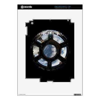 Astronauts View from Space Station Decals For iPad 2