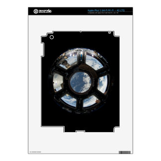 Astronauts View from Space Station iPad 3 Decal