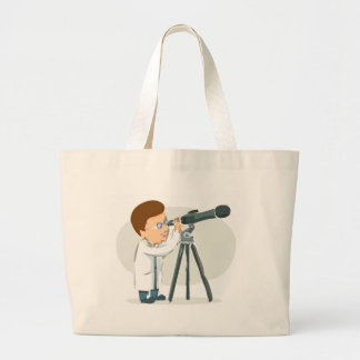 Astronomer Large Tote Bag