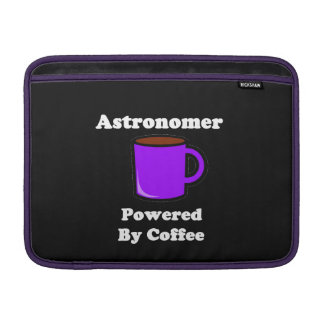 """Astronomer"" Powered by Coffee Sleeve For MacBook Air"
