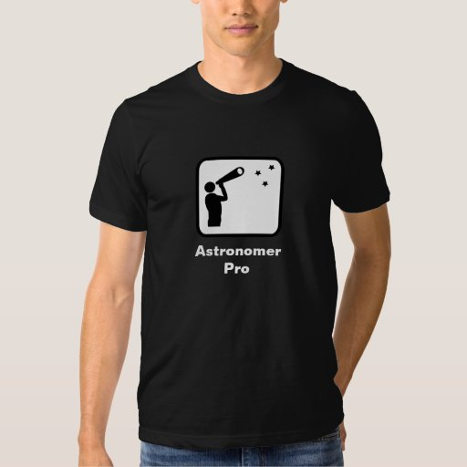 Astronomer Pro (Dark) T-Shirt