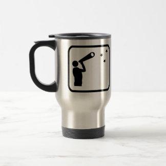 Astronomer Pro 15 Oz Stainless Steel Travel Mug