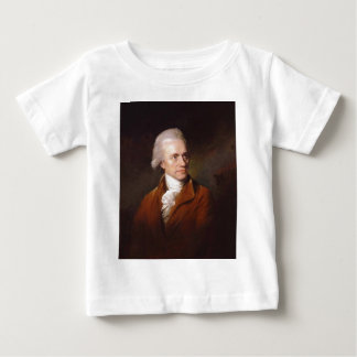 Astronomer Sir Frederick William Herschel Portrait Baby T-Shirt