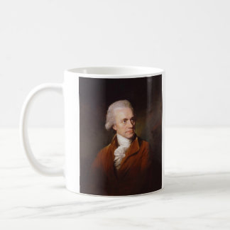 Astronomer Sir Frederick William Herschel Portrait Classic White Coffee Mug