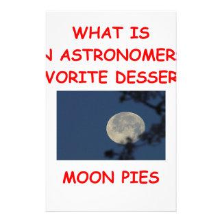 astronomer stationery