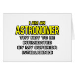 Astronomer...Superior Intelligence Card