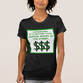 astronomer t-shirt