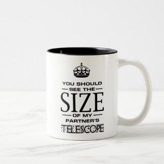 Astronomer's partner's mug