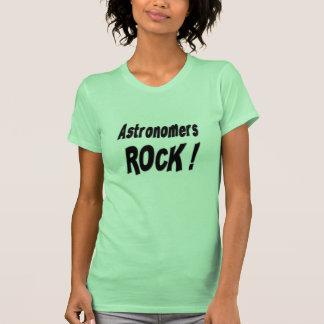 Astronomers Rock! T-shirt