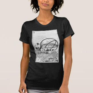 Astronomers working during Edo Period T Shirt