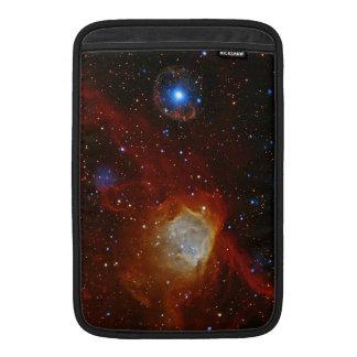 Astronomía de espacio de la estrella del pulsar SX Fundas Para Macbook Air