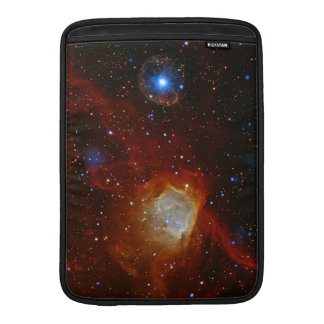 Astronomía de espacio de la estrella del pulsar SX Fundas MacBook