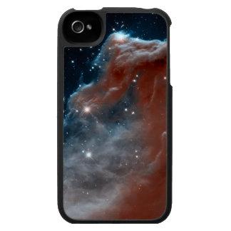 Astronomía de espacio de la nebulosa de Horsehead iPhone 4 Protector