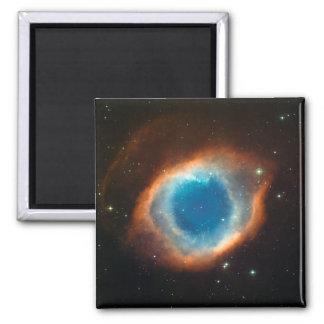 Astronomía de espacio de la nebulosa de la hélice imán cuadrado