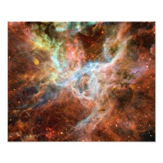 Astronomía de espacio de la nebulosa del Tarantula Fotografías