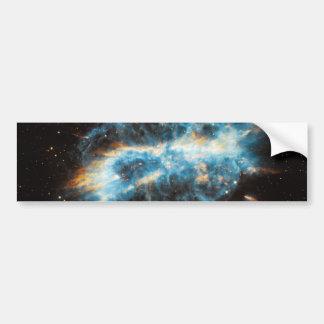 Astronomía de espacio de la nebulosa NGC 5189 Pegatina Para Auto