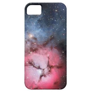 Astronomía de espacio trífida de la nebulosa iPhone 5 funda