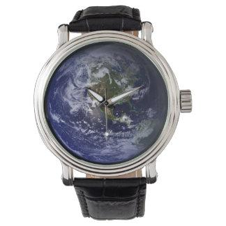 Astronomía de la geología del planeta relojes