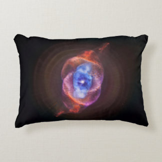 Astronomía de la NASA del espacio de la nebulosa Cojín Decorativo