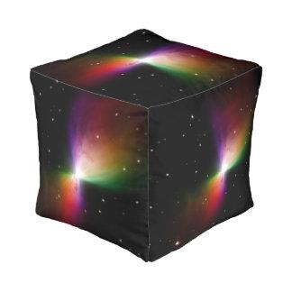 Astronomía de la nebulosa del bumerán puff cuadrado