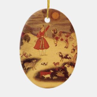 Astronomía del vintage bella arte celestial asiát