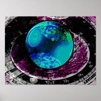 Astronomía ida salvaje posters