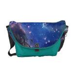 Astronomía, la bolsa de mensajero del espacio exte bolsas de mensajeria