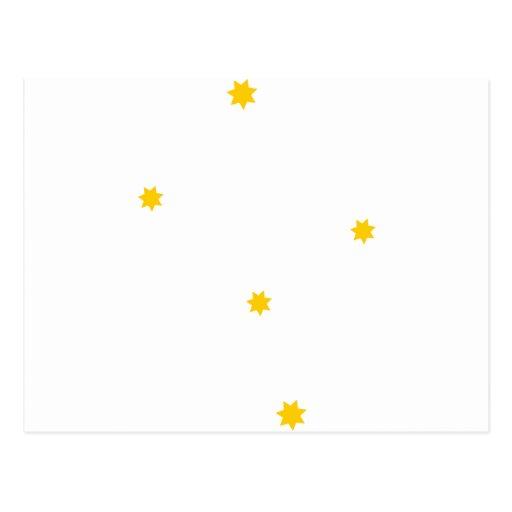 astronomía-libra tarjeta postal