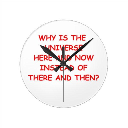 astronomía reloj