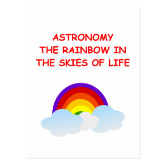astronomía postales