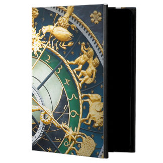 Astronomical Clock Cover For iPad Air