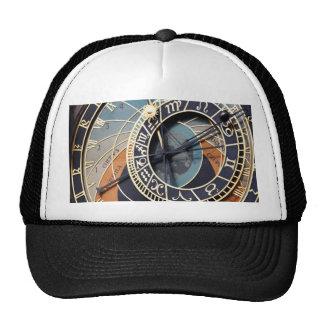 Astronomical Clock Trucker Hat