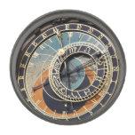 Astronomical Clock In Prague Gunmetal Finish Lapel Pin at Zazzle
