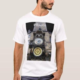 Astronomical Clock in Prague T-Shirt