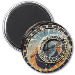 Astronomical Clock In Praque Magnets