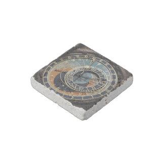 Astronomical Clock In Praque Stone Magnet