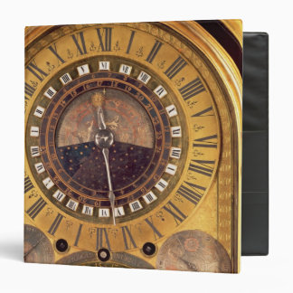 Astronomical clock made for the Grand Dauphin 3 Ring Binder