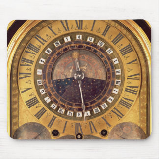Astronomical clock made for the Grand Dauphin Mouse Pad
