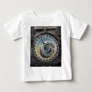 Astronomical Clock or Prague Orloj Baby T-Shirt