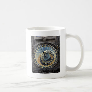 Astronomical Clock or Prague Orloj Coffee Mug