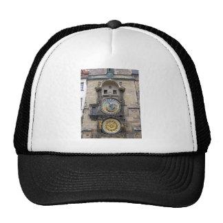 Astronomical Clock or Prague Orloj Cap