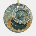 Astronomical Clock Ornament